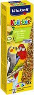 Крекер для больших попугаев с киви