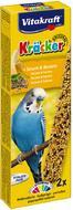 Крекер для волнистых попугаев с бананом и кунжутом