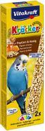 Крекер для волнистых попугаев со злаками