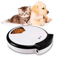 Smart Pet Feeder Автоматическая кормушка на 5 кормлений для собак и кошек