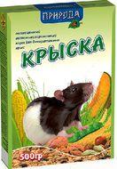 «Крыска» Корм для декоративных крыс, 500 грамм