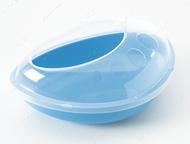 КУПАЛКА ДЛЯ ШИНШИЛЛ (Chinchilla Bath), пластик - 23Х23Х15 см.