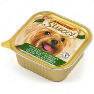 """Консервы для собак, с курицей """"MISTER STUZZY"""""""