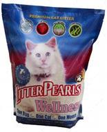 ВЕЛЛНЕС кварцевый наполнитель для туалетов котов Wellness