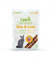 Лакомства с лососем для кошек Skin&Coat