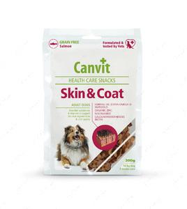 Лакомства с лососем для взрослых собак Skin&Coat