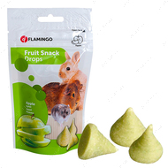 Лакомство для грызунов дропсы с яблоком Flamingo Drops Apple