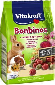 Лакомство c морковью для всех видов грызунов Vitakraft BonBinos