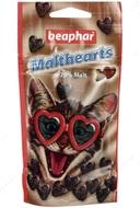 Лакомство с мальт пастой для выведения шерсти из желудка у кошек Malt-Hearts