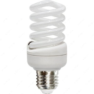 "Лампа энергосберегающая ""Спираль""  ELT19 Т2 9W E14"