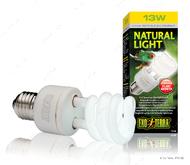 Лампа Exo Terra Repti Glo Compact 2.0/ E27, 13 Вт. Natural Light