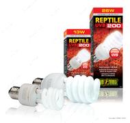 Компактная люминесцентная лампа для облучения лучами УФ-В спектра Reptile UVB 200 26 W