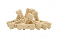 Лакомство для собак косточки ванильные Lolopets