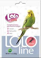 Кормовая добавка для волнистых попугаев Чик-Чирик Lolo Pets LoloLine Chit Chat
