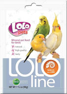 Кормовая добавка для птиц Ракушки и Кальций Lolo Pets LoloLine Shell & Lime
