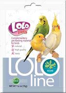 Кормовая добавка для птиц Морские водоросли Lolo Pets LoloLine Algae