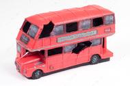 Лондонский автобус, декор для аквариума