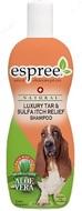 Шампунь для собак с серой от перхоти Luxury Tar & Sulfa Itch Relief Shampoo