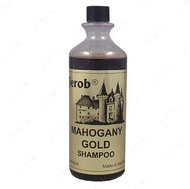 """Шампунь оттеночный концентрированный для собак и кошек красного, золотого и шоколадного окрасов """"Mahogany Gold Shampoo"""""""