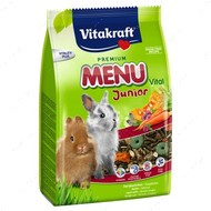 Корм для крольчат Vitakraft Menu KIDS