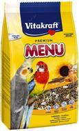 Корм для нимф и крупных попугаев Vitakraft Menu