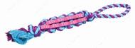 Палочка DENTAfun с канатом Trixie Twisted Stick