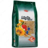 """""""Miglio Giallo"""" зерна итальянского желтого пшена для приготовления зерносмеси"""