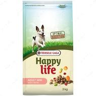 Cухой корм для собак мини и малых пород с ягненком Happy Life Adult Mini with Lamb