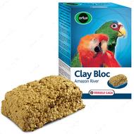 Минеральный блок с глиной для крупных попугаев Versele-Laga Orlux Clay Bloc Amazon River