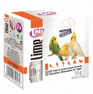 Минеральный камень для птиц-натуральный LoLo Pets lime for BIRD