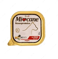 Консервы для собак с говядиной Miocane Monoproteico solomanzo