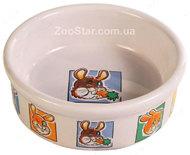 Миска для кролика, керамика