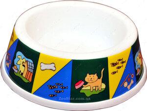 Миска для собак и кошек