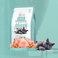 Мисси сухой корм для кастрированных, стерилизованных котов Missy For Sterilised