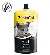 Молоко Десертное лакомство для кошек GimCat Milk