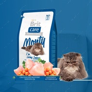 Монти сухой корм для кошек живущих в доме с курицей и рисом Monty Im Living Indoor