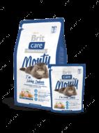 """""""Monty Im Living Indoor"""" Монти корм для кошек, живущих в доме, с курицей и рисом"""