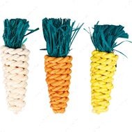 Игрушка для грызунов морковка Small Carrots