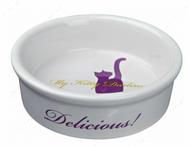 Керамическая миска для кошек My Kitty Darling Ceramic Bowl