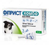 Фиприст Комбо средство от блох и клещей для собак весом 10-20 кг