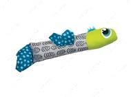 Игрушка для кошек Хрустящая Рыбка с кошачьей мятой Petstages Catnip Crunch Fish