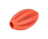Игрушка для собак мяч регби Dental Rugby Ball