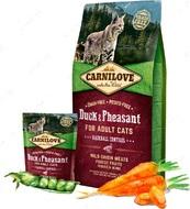 Сухой корм кошек с мясом утки и фазана Duck & Pheasant for adult cats