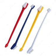 Набор двухсторонних зубных щеток, 4 штуки