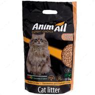 Наполнитель древесный для котов