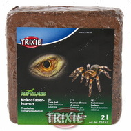 Наполнитель-кокосовый субстрат для террариума Coco Soil