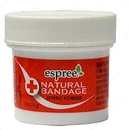 Натуральный ранозаживляющий порошок Natural Bandage Styptic Powder