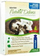 НАТУРАЛЬНАЯ ЗАЩИТА Капли от блох и клещей для собак и щенков до 7 кг Natural Defense