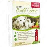 НАТУРАЛЬНАЯ ЗАЩИТА Капли от блох и клещей для собак и щенков от 18 кг и выше Natural Defense