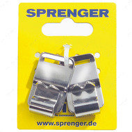 NECK-TECH SPORT звено для ошейника - нержавеющая сталь | 2 ед., 3 см